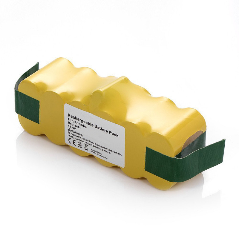 Batterie Rechargeable Adaptable iROBOT Série 500/600/700