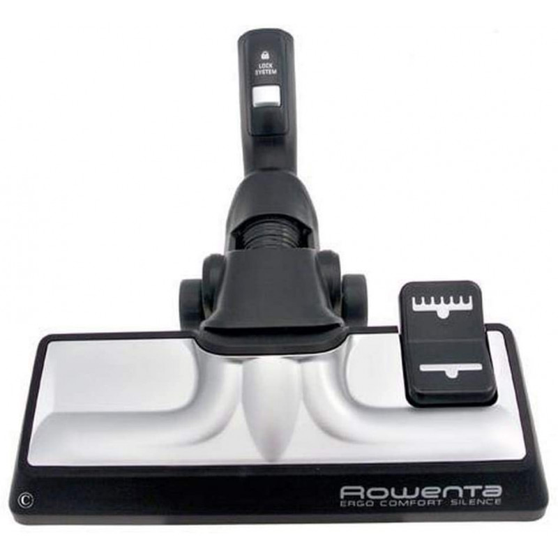 Brosse tous sols ROWENTA Ergo Comfort Silence - Lock System - RS-RT3511