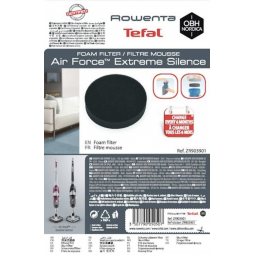 Filtre mousse ROWENTA - ZR903901 / Air Force Extreme